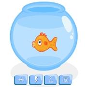 Carte de voeux : Martyrise le poisson d'avril