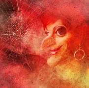 Carte de voeux : Joyeux halloween