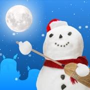 Carte de voeux : La mélodie des neiges