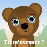 Carte de voeux : Tu m'excuses ?