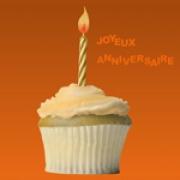 Carte de voeux : Un petit gâteau pour toi