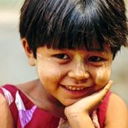 Carte de voeux : Sourires du monde