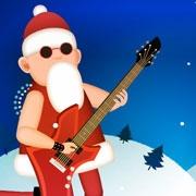 Carte de voeux : Rock'n Noel