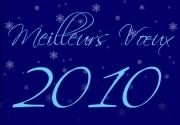 Carte de voeux : Meilleurs vœux !