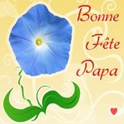 Carte de voeux : Bonne Fête Papa