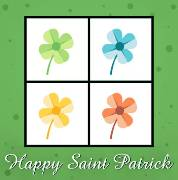 Carte de voeux : Happy Saint Patrick