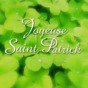 Carte de voeux : Joyeuse Saint Patrick