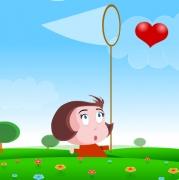 Carte de voeux : Ton cœur est à moi