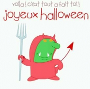Carte de voeux : Tu te d&eacute;guises pour Halloween ?