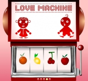 Carte de voeux : Love machine