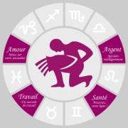 Carte de voeux : Verseau