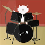 Carte de voeux : En musique !