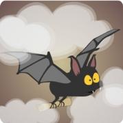 Carte de voeux : invitation d'halloween